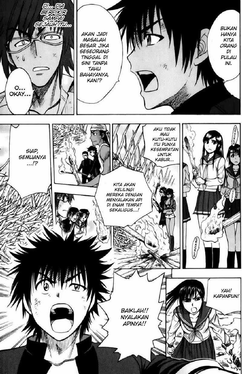 Komik cage of eden 053 - api keberangkatan 54 Indonesia cage of eden 053 - api keberangkatan Terbaru 5|Baca Manga Komik Indonesia|
