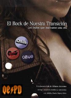 El rock de nuestra transición