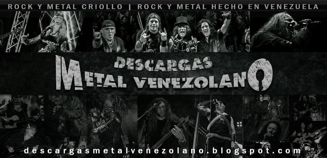 DESCARGAS METAL VENEZOLANO
