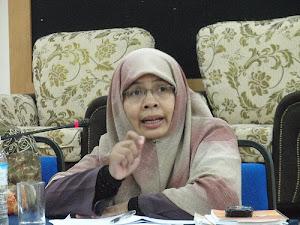 Dr Najihatussolehah Ahmad