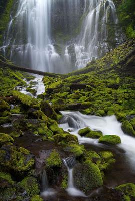 Cascadas del edén - Paradise waterfalls