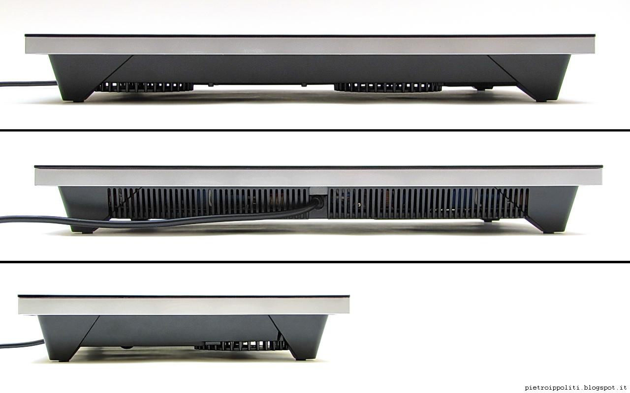 Pietro ippoliti thorndyke doppio piano cottura ad induzione klarstein varicook xl 3100w - Piano cottura induzione esterno ...