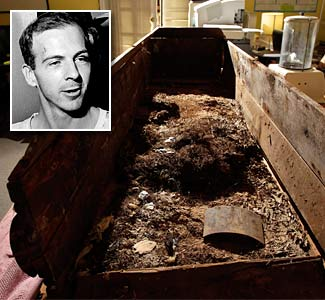 Surreal Cases of Bodies Exhumed for Science - Latest Stories