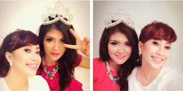 Putri Indonesia dari lampung