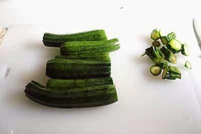 Zucchine al forno 1