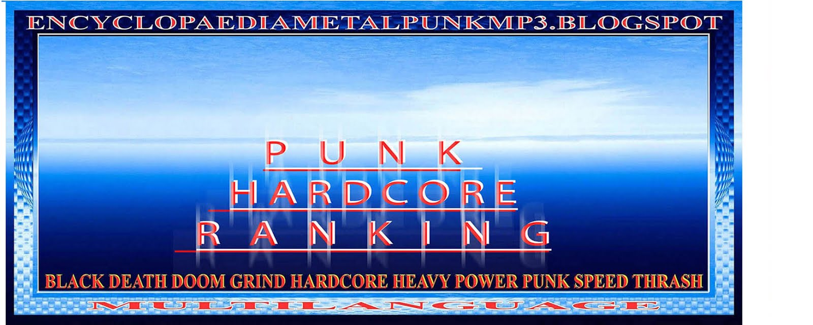 ENCYCLOPAEDIA HC PUNK MP3 RANKING