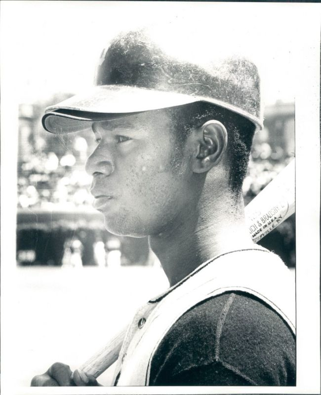 Johnny Jeter 1970
