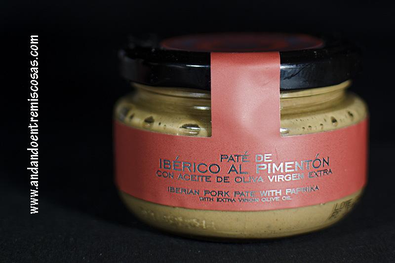 Paté de Ibérico al pimentón de La Chinata