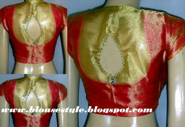 shining blouse