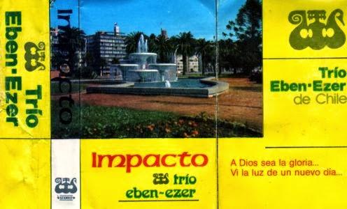 Trio Eben Ezer-Impacto-