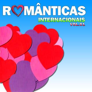 Cd românticas internacionais vol 01