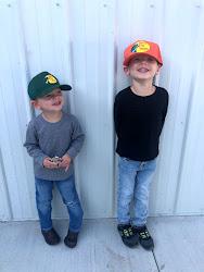 Brooks and Rhett