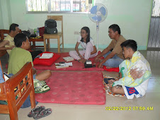 Bible Sharing and Prayer Time