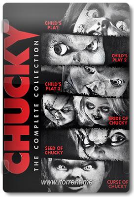 Coleção Chucky Brinquedo Assassino