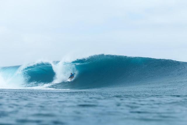 23 Ricardo Christie Billabong Pro Tahiti Foto WSL Stephen Robertson