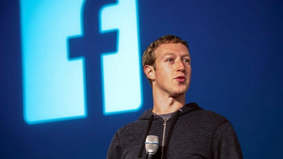 變老這件事並不簡單,除非你是Mark Zuckerberg(馬克‧札克柏格)