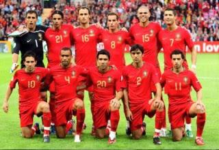 Squad Timnas Portugal Euro 2012