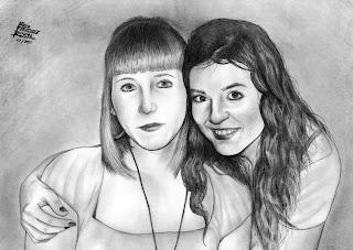 Mary y amiga