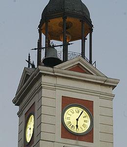Poe el reloj de la puerta del sol for El reloj de la puerta del sol