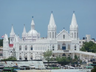 Velankanni Church Nagapattanam