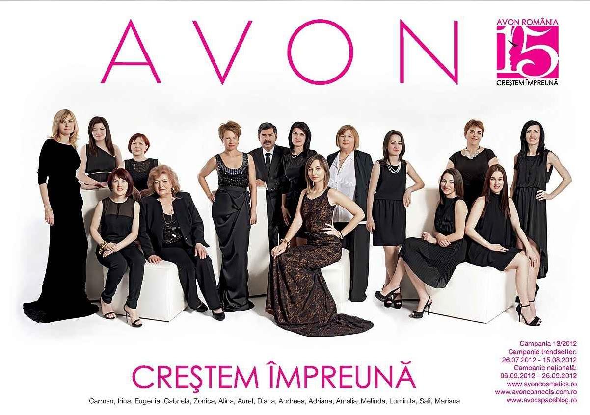 Avon Catalogs 2013