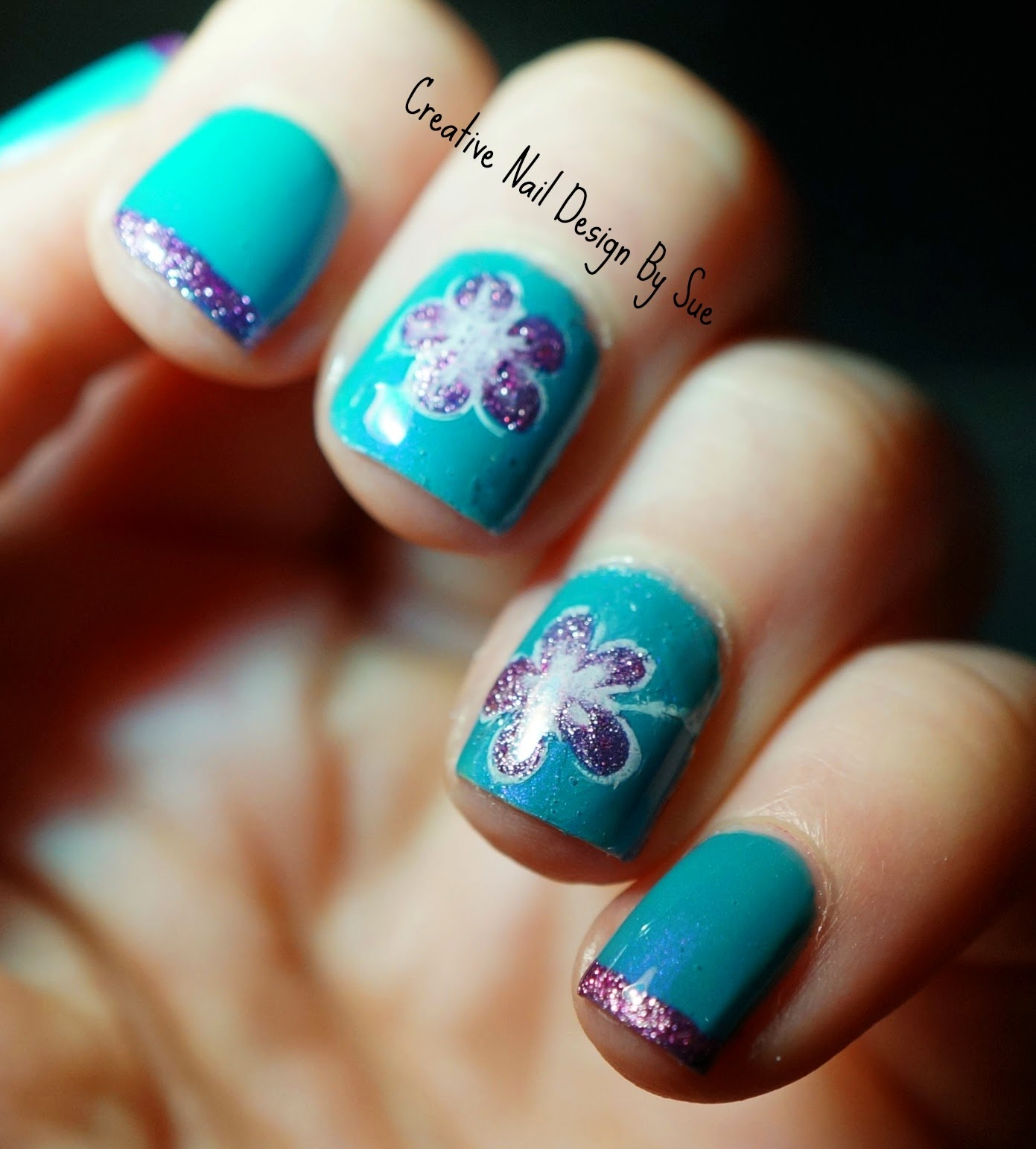 Creative Nail Design By Sue