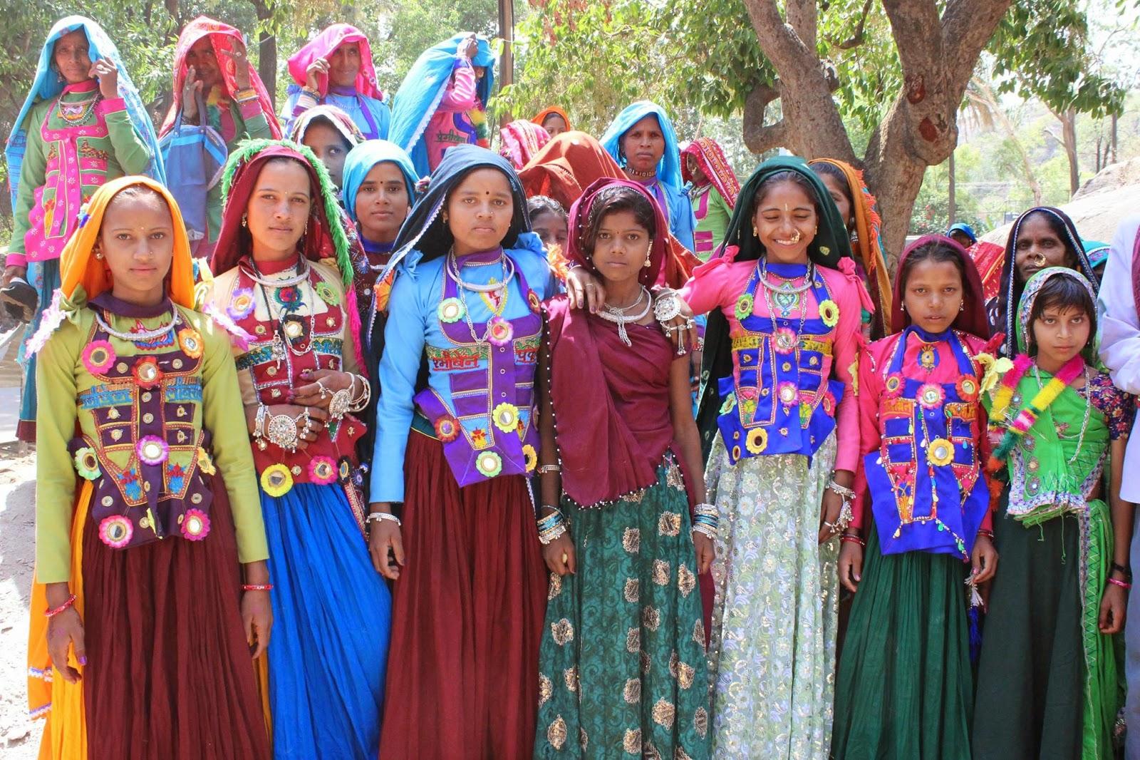 Mount Abu Garasias Our Tribal People