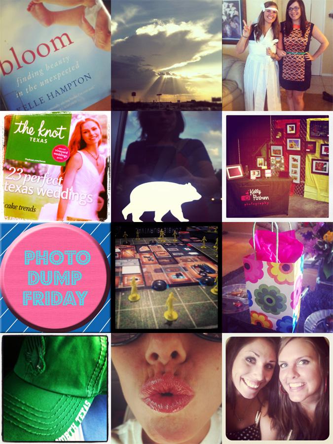 Photo dump Friday, Friday Photo Dump, Instagram Photo Dump, Photo Dump, Instagram, iPhone4, the knot, bloom, kelle hampton