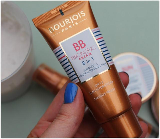 Bourjois bb bronzing cream