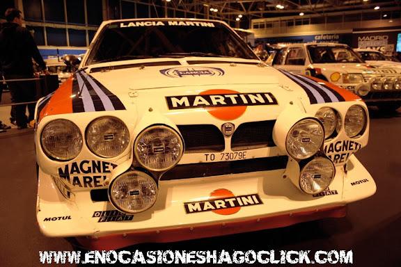 Lancia Delta S4 Grupo B Madrid Motor Days