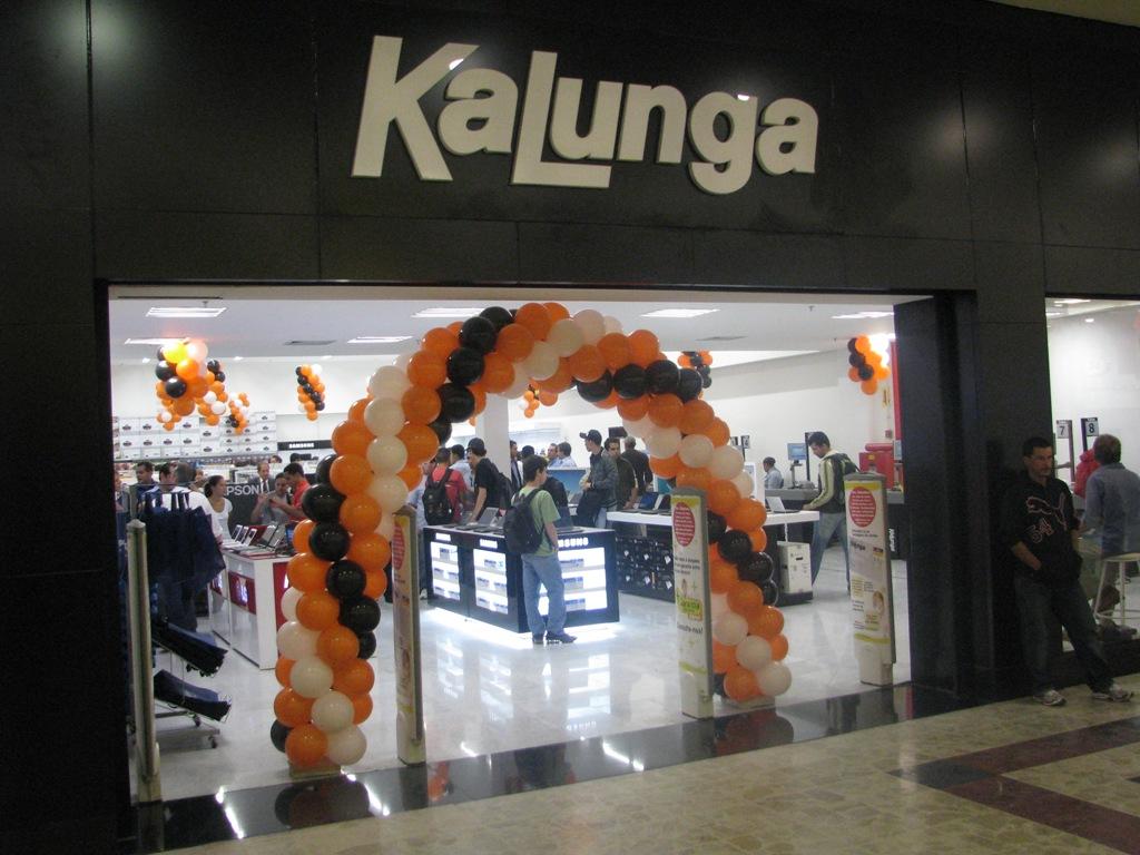 Kalunga inaugura PDV no Shopping Grande Rio ~ Trade Eye 6e6f78fd13da2