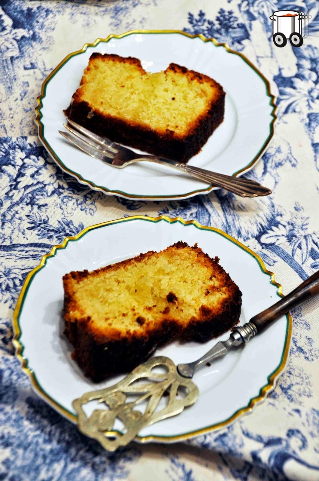 Szybko Tanio Smacznie - Ciasto pomarańczowo - migdałowe bez jajek