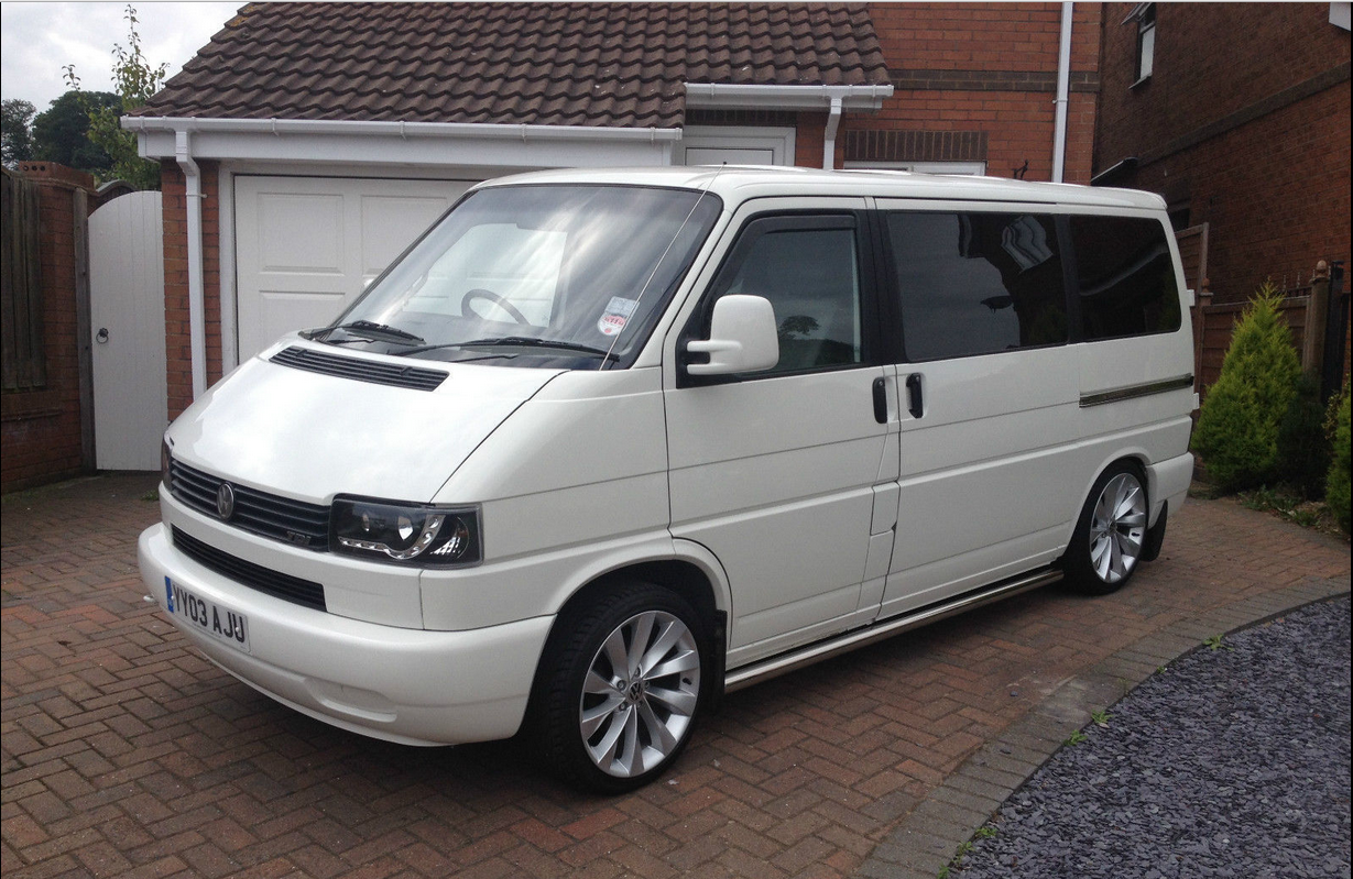scam fraud ebay 2003 vw t4 transporter campervan white. Black Bedroom Furniture Sets. Home Design Ideas