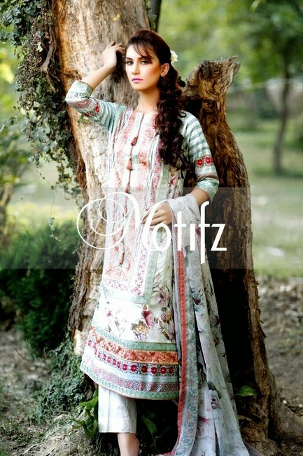 New Trend of Dresses for Eid