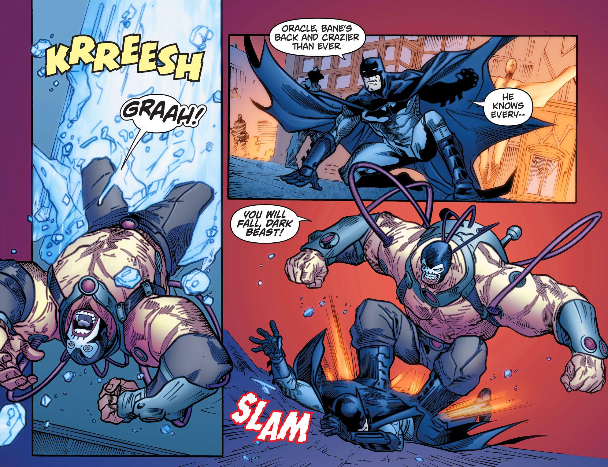 Batman: Arkham Knight [I] Issue #36 #38 - English 19