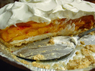Peach Pie  from Soup Spice Everything Nice