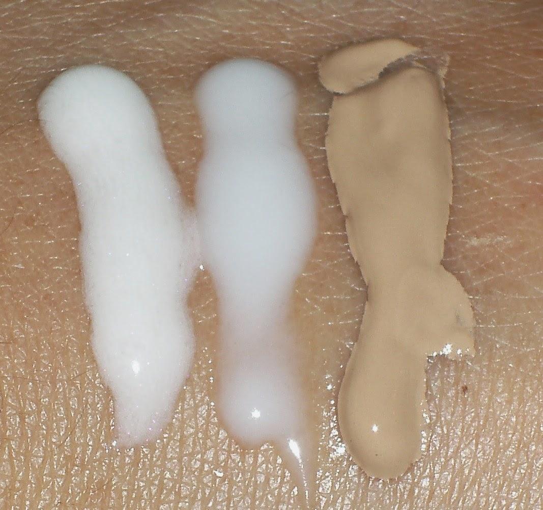 creamy looking discharge