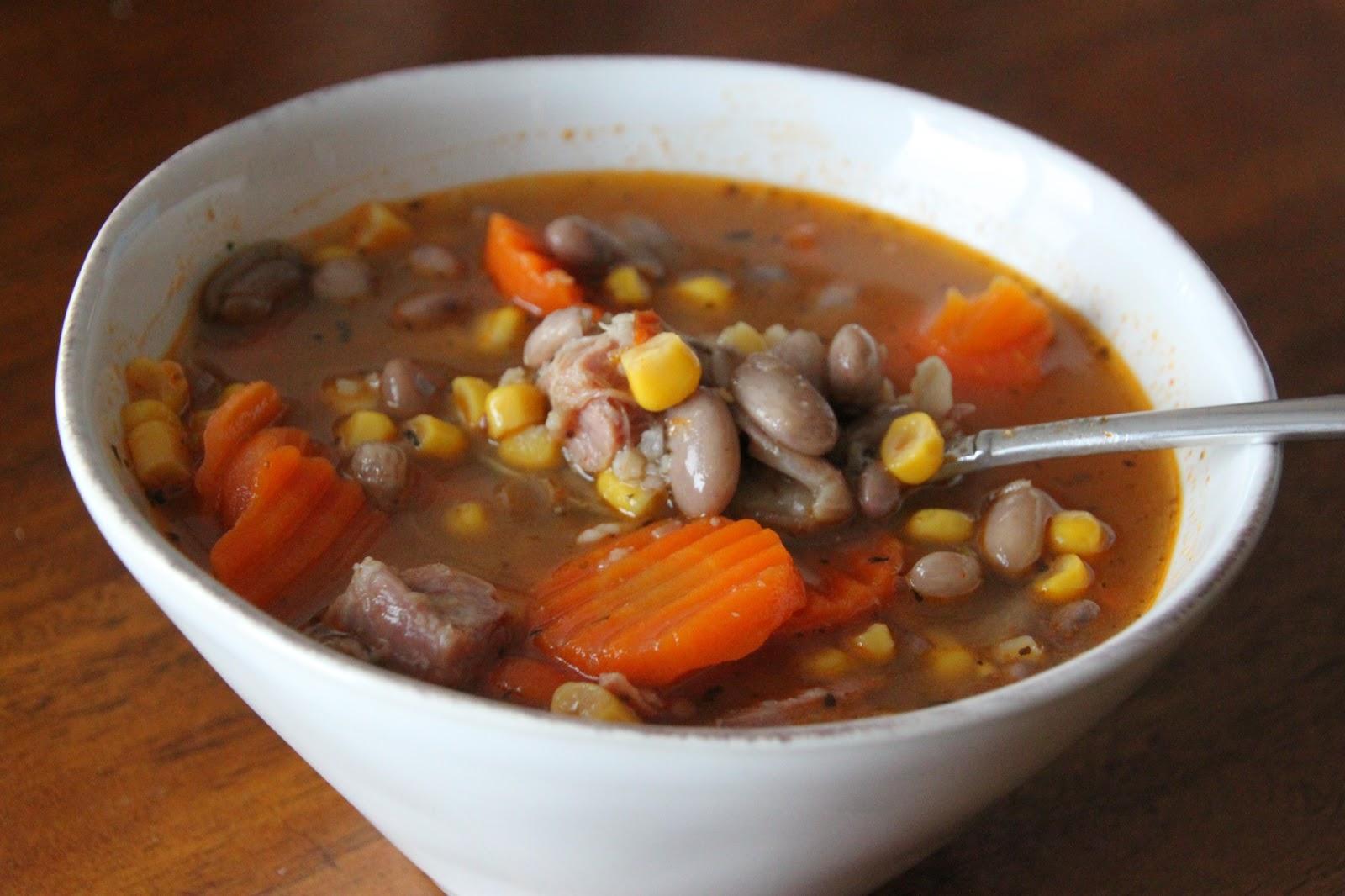 recipe: pinto bean soup recipes [21]