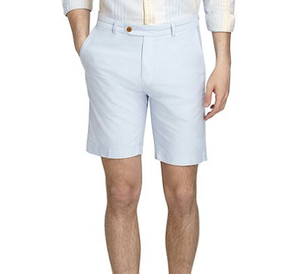 BERMUDAS OXFORD BROOKS BROTHERS