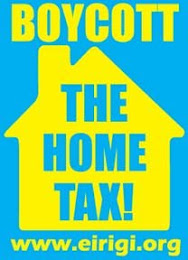 Boycott The Home Tax !