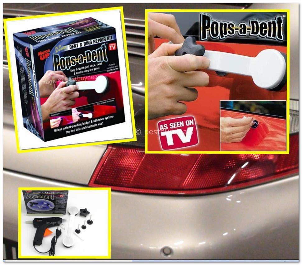 Pops A Dent, car remover
