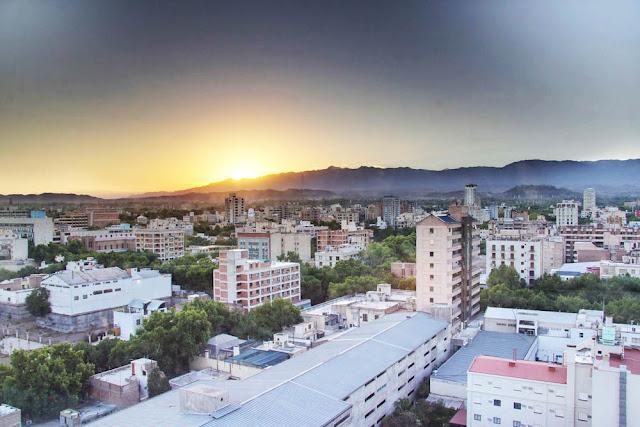 CIDADE DE MENDOZA NA ARGENTINA