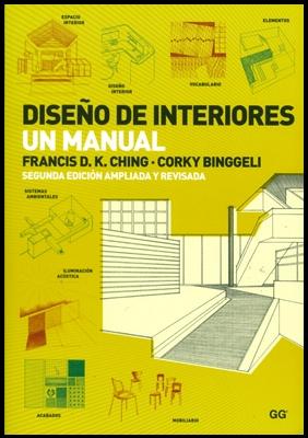 Novedades sti dise o de interiores un manual for Manual diseno de interiores pdf