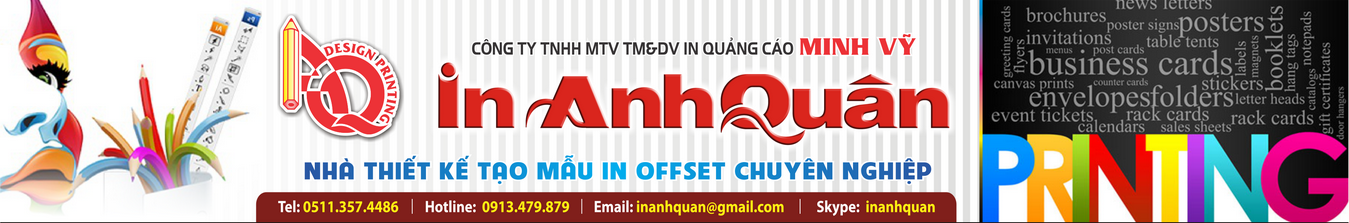 In  nhanh giá rẻ Đà Nẵng - In Anh Quân
