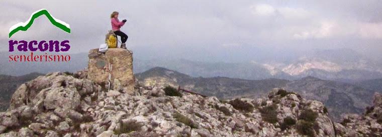 Rutas de senderismo Racons...Videos