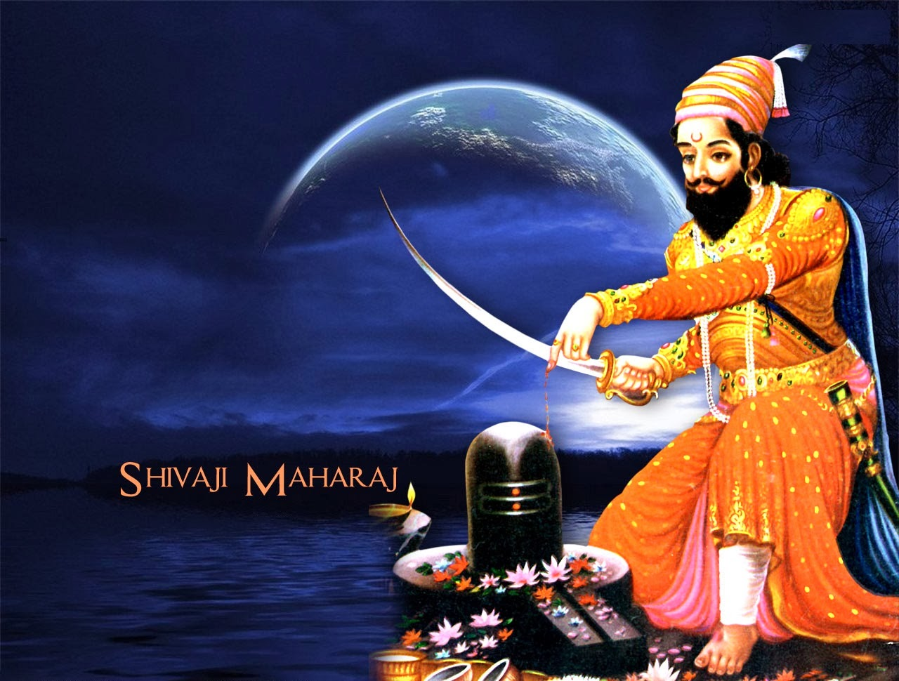 shivaji maharaj hindu god wallpapers download