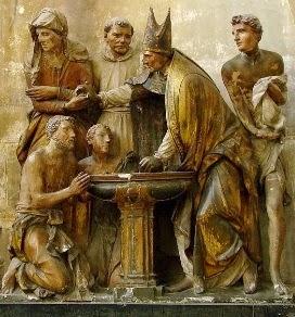 SAN AGUSTÍN Doctor de la iglesia (354-430). Fiesta 28 de Agosto.