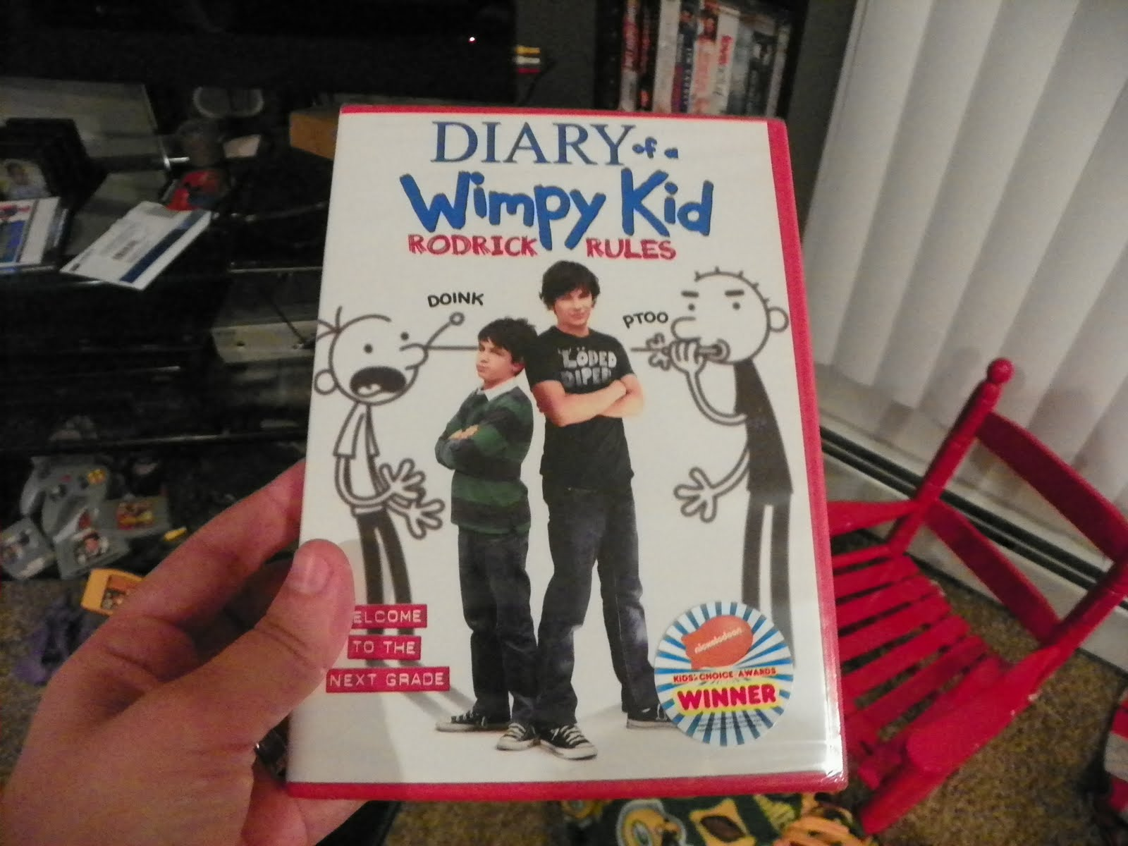 diary of a wimpy kid 2 rodrick rules book report Read diary of a wimpy kid: rodrick rules reviews from parents on common sense media report this review i'm also a fan of diary of wimpy kid books.