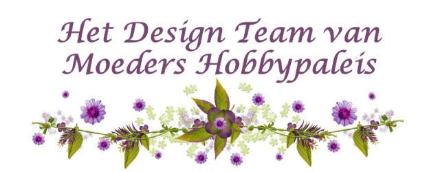 Het Design team van Moeders Hobbypaleis