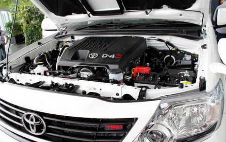 Toyota Fortuner 2015 Philippines Pictures | Autos Post
